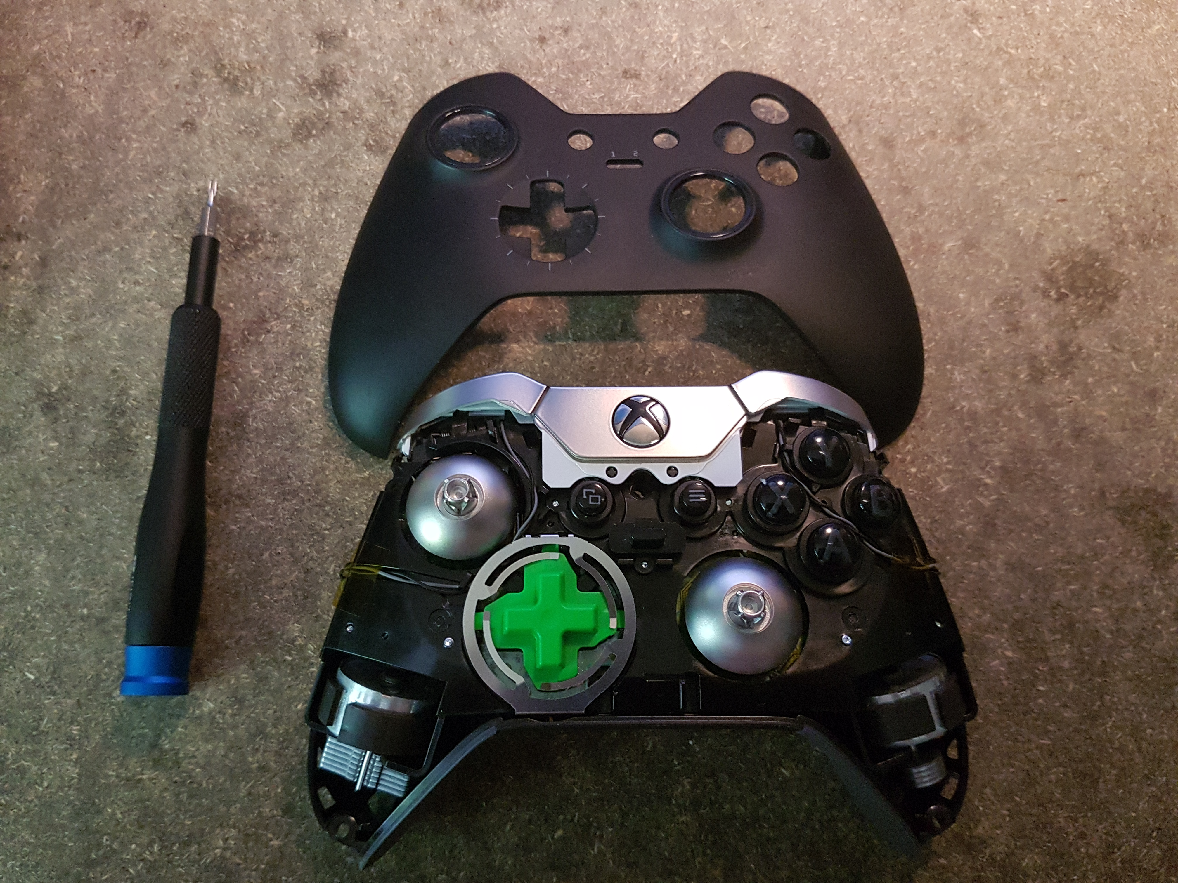 Fixing Xbox One Elite controller sticky buttons